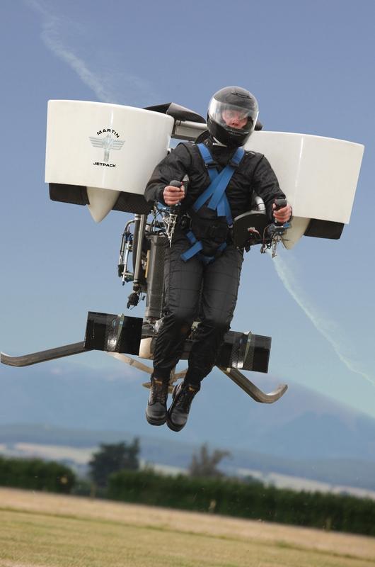 Martin Aircraft sırt roketi