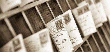 Bugün Dünya Mektup Yazma Günü