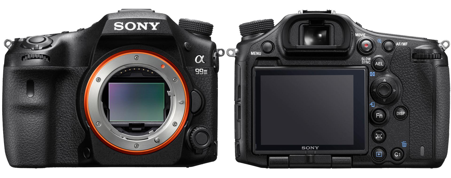 Sony A99 Ii >> Sony A99 Ii Vs Sony A7r Ii Slt Aynasiza Karsi Mediatrend