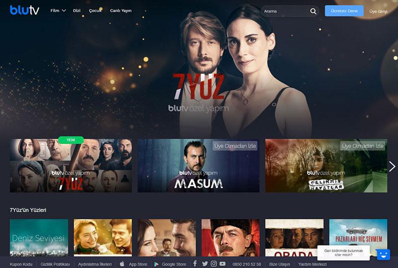 Türkiye'de yararlanabileceğiniz TV platformları ve