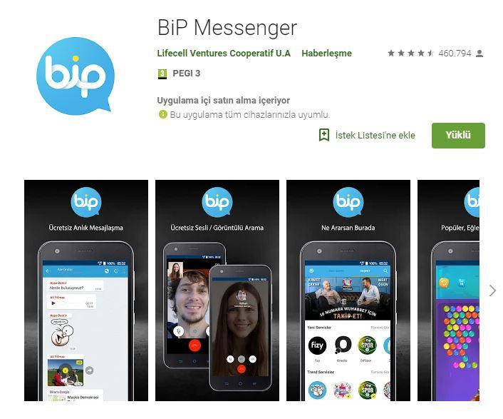 BİP Messenger