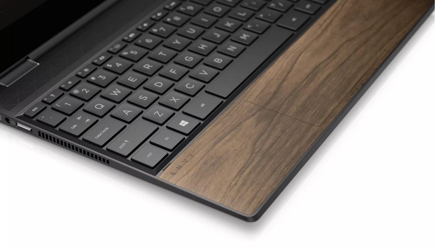 da167a57d94d7 Ahşap kaplamalı HP notebook'lar yolda - MediaTrend
