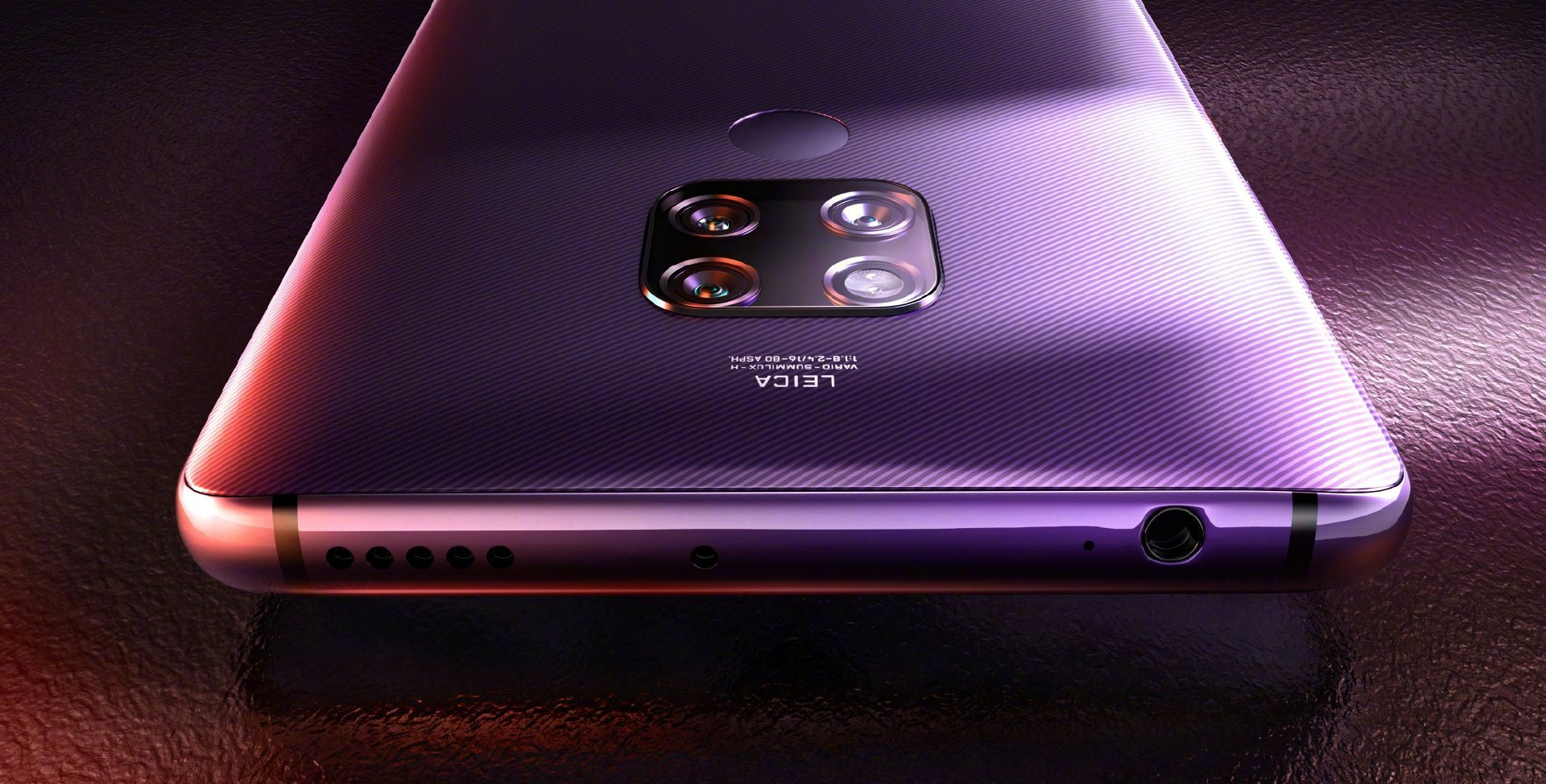 Mate 30 Pro 5G'nin tasarımı ortaya çıktı!