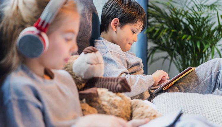 tablet bilgisayar çocuk