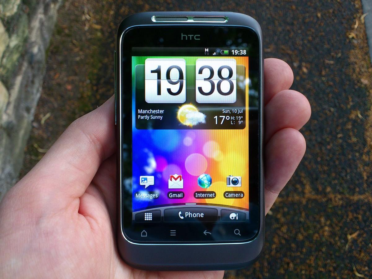 Wildfire geri dönüyor: HTC Wildfire E özellikleri