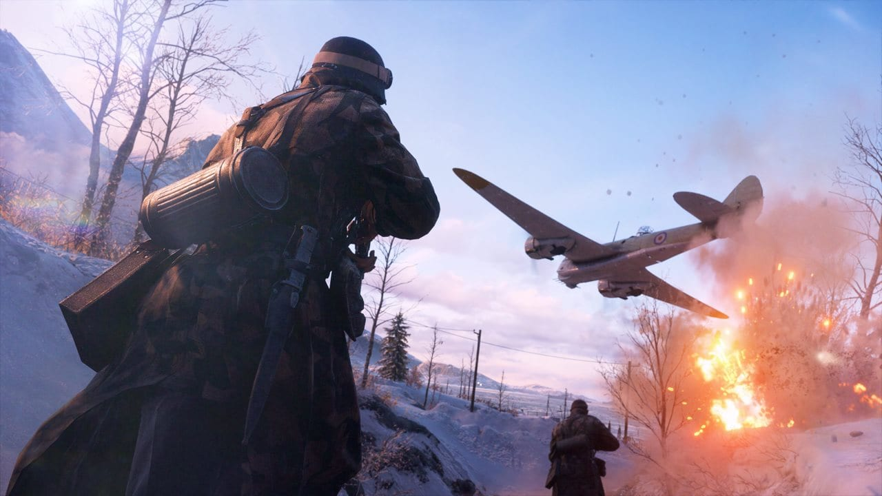 Battlefield 5'ten oyuncuları şaşırtan kararlar geldi