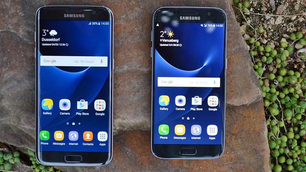 Galaxy S7 ve S7 Edge için güncelleme müjdesi!