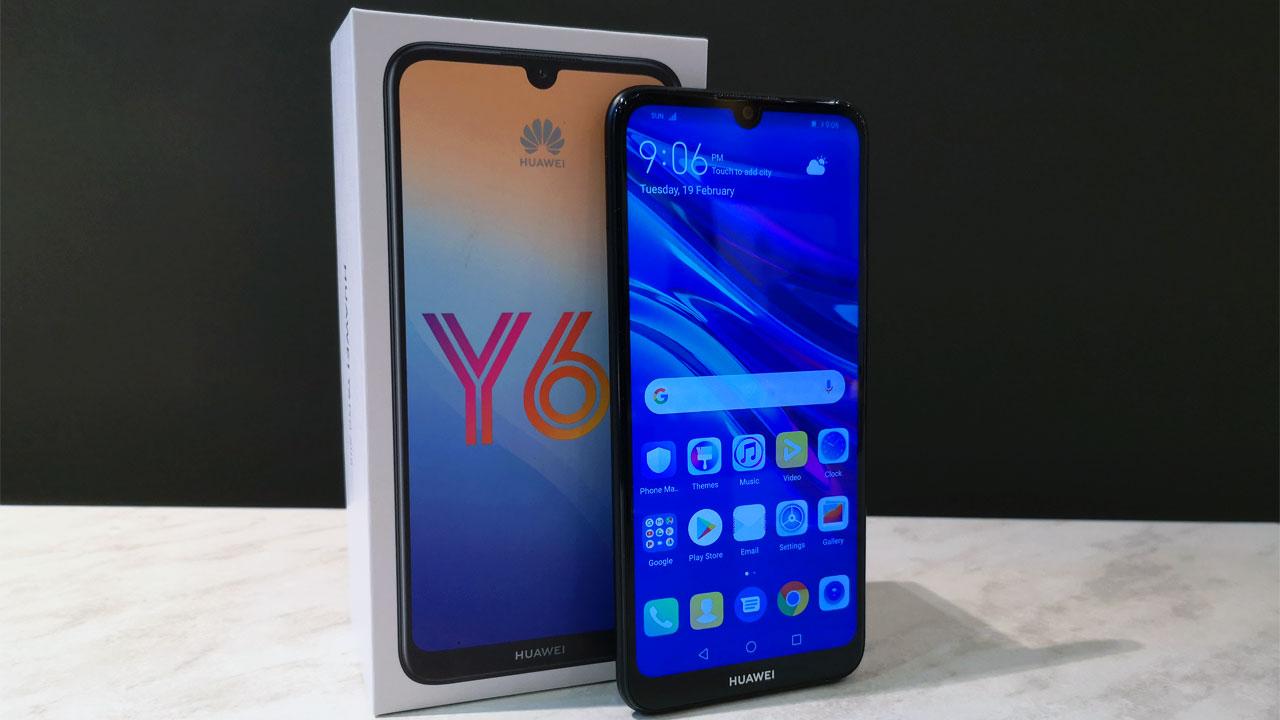 Huawei Y6 2019 EMUI 9.1 Güncellemesi Aldı