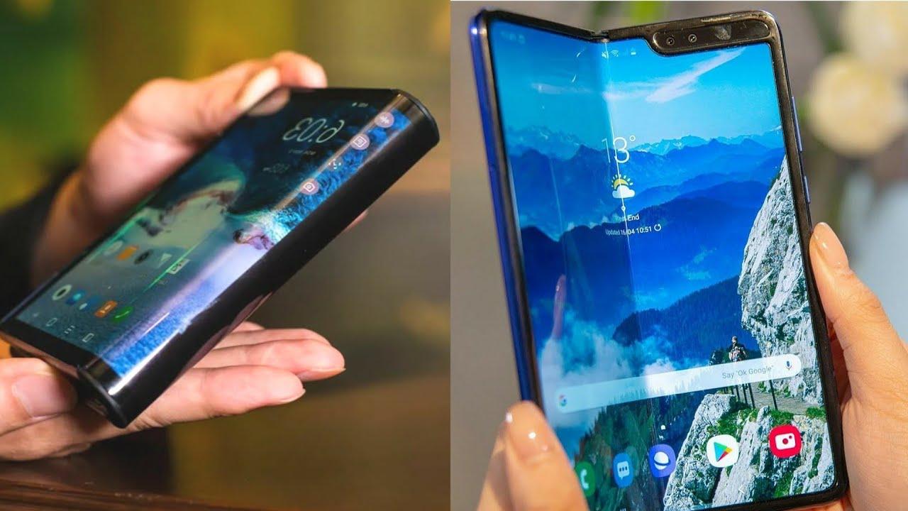 Samsung Galaxy Fold'un kameraları güncellendi