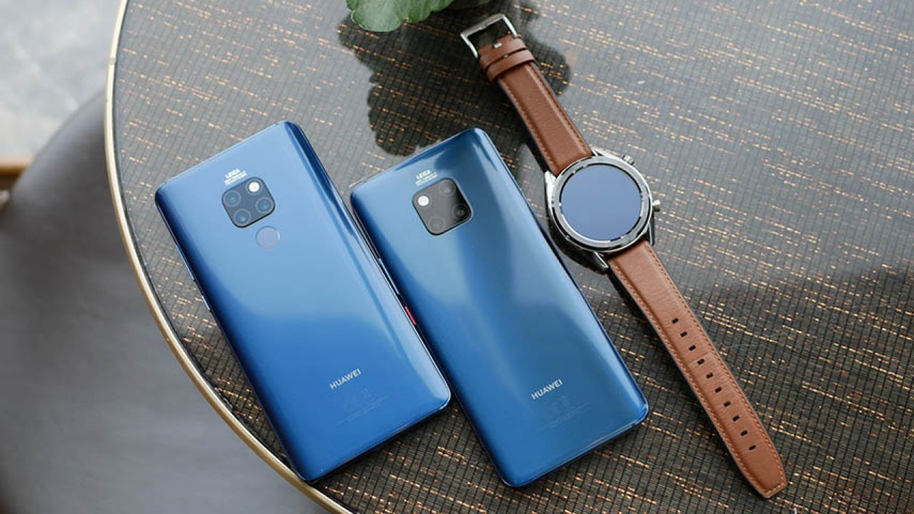 Huawei Mate 20 Pro Android 10
