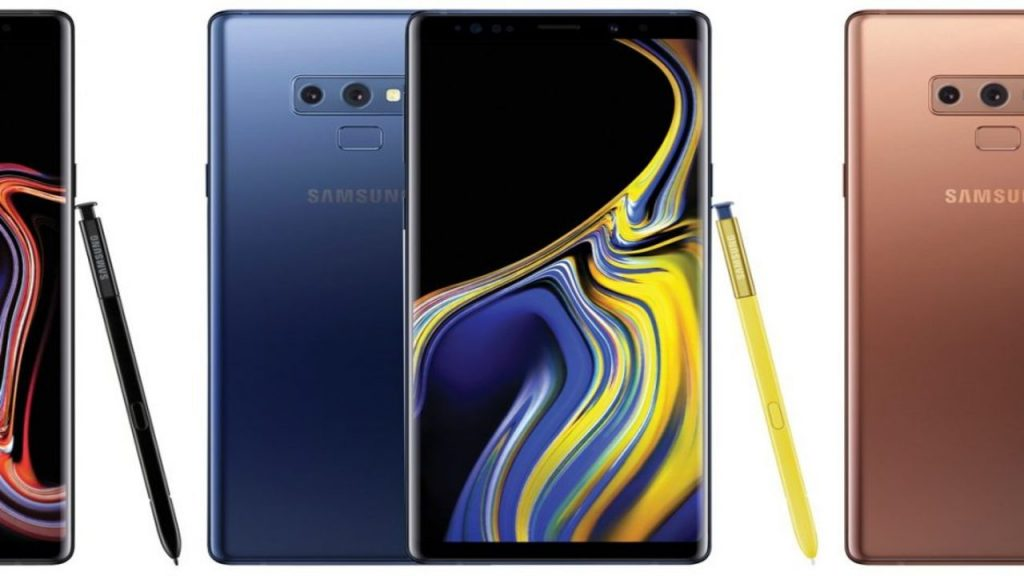 Samsung Galaxy Note 9 Android 10 Beta güncellemesi