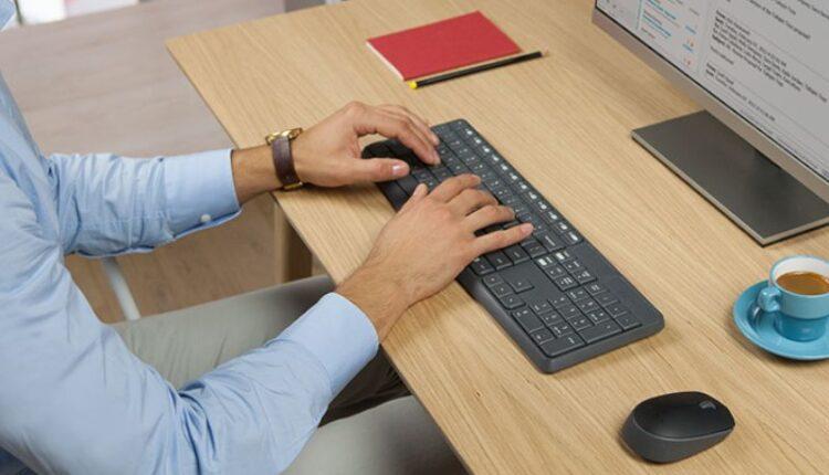kablosuz klavye