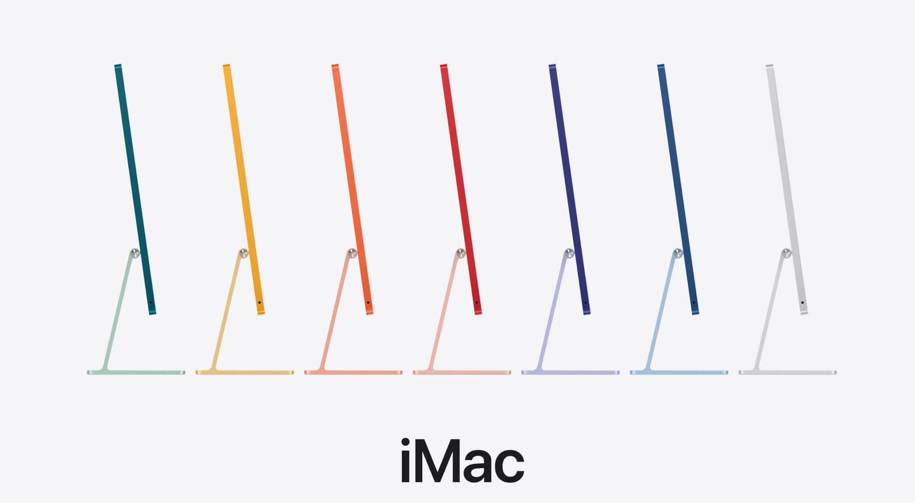 Apple yeni iMac, iPad Pro, mor iPhone, Apple TV ve AirTag ...