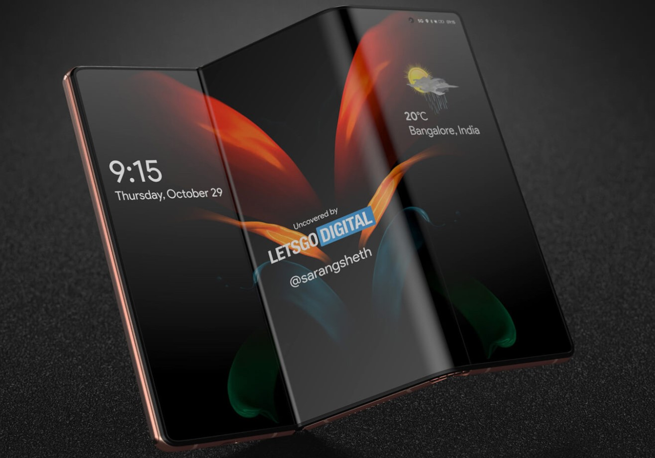 Samsung Galaxy Z Fold Tab features leaked